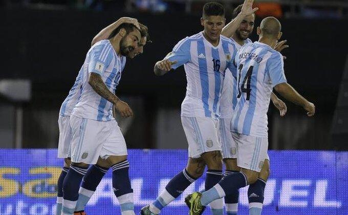 Kako vam se sviđa novi dres Argentine?
