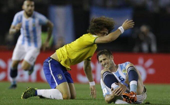David Luiz se vratio u Pariz