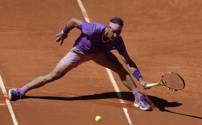 Rim - Nadal uz dosta muke prošao u osminu finala