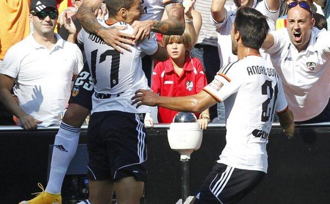 Valensija pobedom do trećeg mesta!