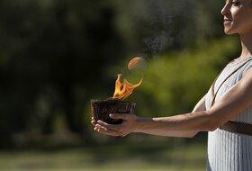 Upaljen olimpijski plamen za ZOI u Pekingu, nije moglo bez incidenata