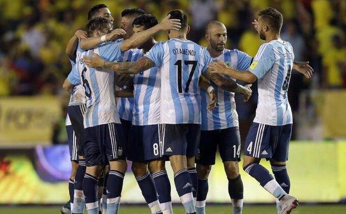 Peru traži da meč sa Argentinom ne igra na stadionu Boke