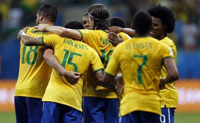 Evo kako izgleda dres Brazila, naš je lepši!