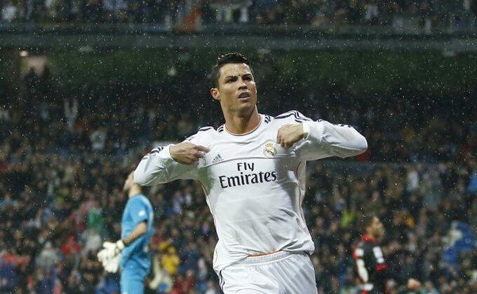 Ronaldo izjednačio Mesijev rekord!