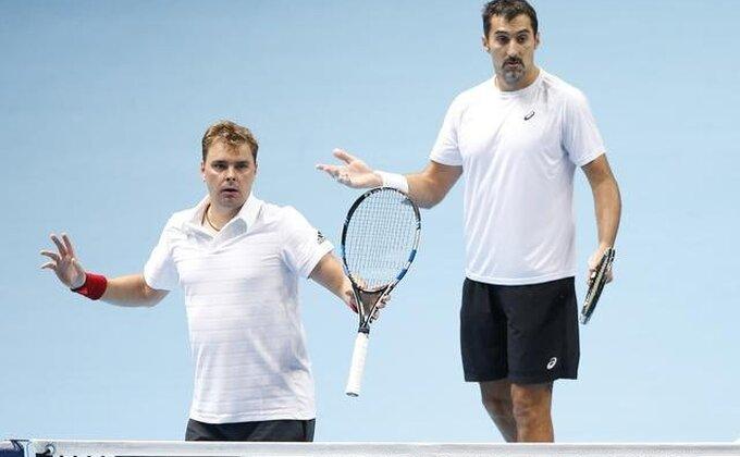 Zimonjić i Miler u četvrtfinalu turnira u Roterdamu