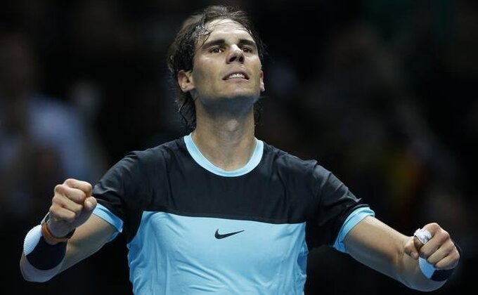 Nadal uz mnogo problema pobedio Kirjosa, čeka Novaka