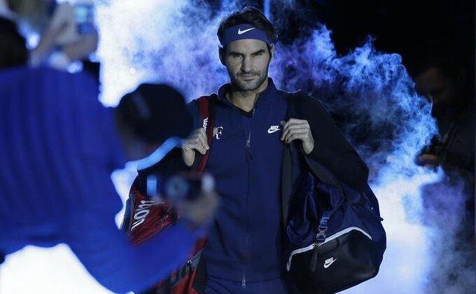 """Federer: """"Čeka nas fantastičan duel u finalu"""""""