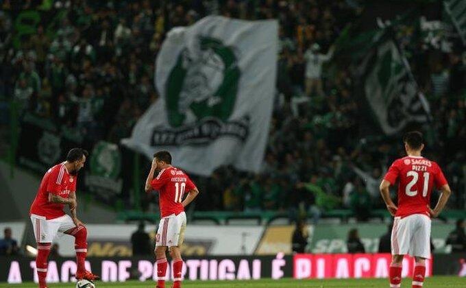 Ne pomaže ni Žile, Benfika ispala u Liga kupu