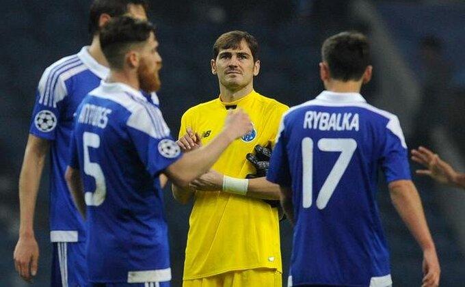 Ludačka golmanska vrteška, u cetru pažnje veliki Iker Kasiljas!