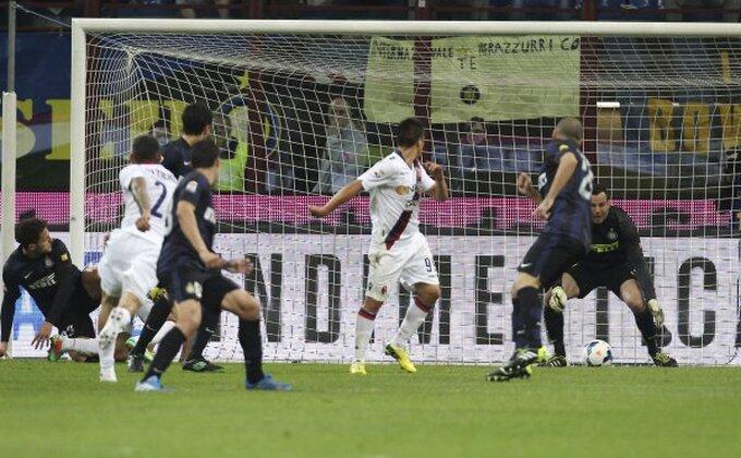 Serija A - Inter jedva izvukao bod protiv Bolonje!
