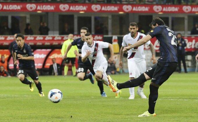 """Inter konačno """"dobio"""" penal, ali ne vredi"""