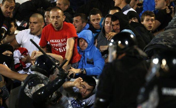 """Laković: """"UEFA je insistirala da se utakmica nastavi"""""""