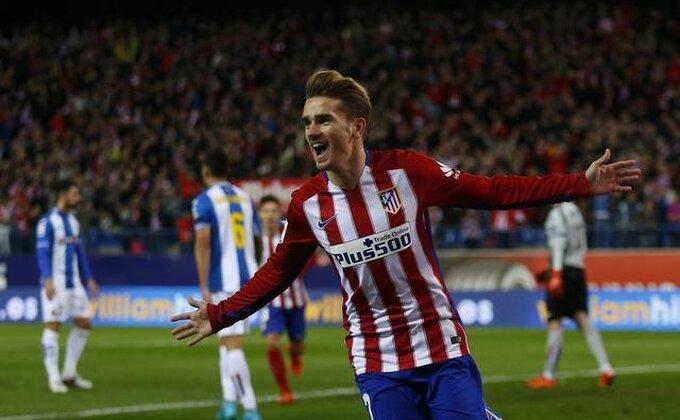 Grizman želi novi ugovor, srećan u Atletiko Madridu