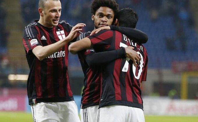 Karlos Baka održao motivacioni govor, pa ekspresno doveo Milan u vođstvo!