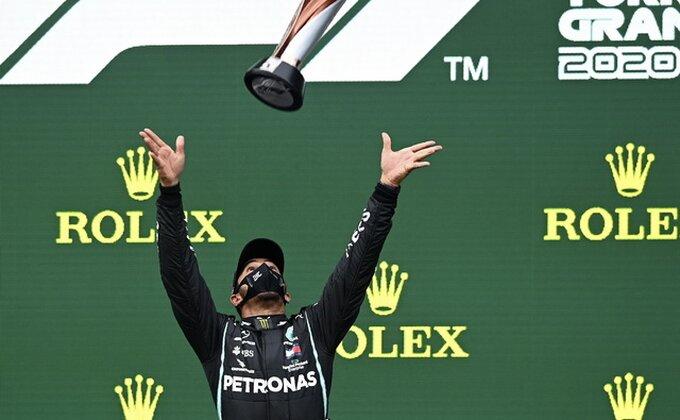 Hamilton najbrži i na drugom treningu u Bahreinu