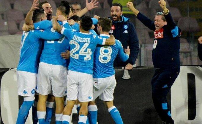"Napoli mašina za golove, Karpi šokirao ""Manćija""!"