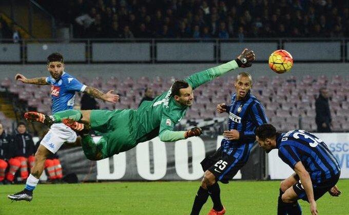 Inter pronašao dugoročnu zamenu za Handanovića?