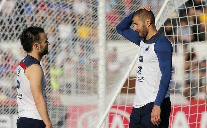 """Benzema: """"Ne plašim se da ću propustiti Evropsko prvenstvo"""""""