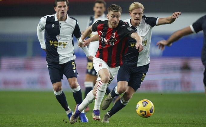 Milan pobeđuje i bez Ibre i uživa u ''samoći'' na vrhu tabele!