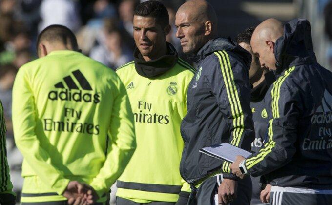 Zidan: ''Nećemo rizikovati sa Benzemom i Ronaldom''