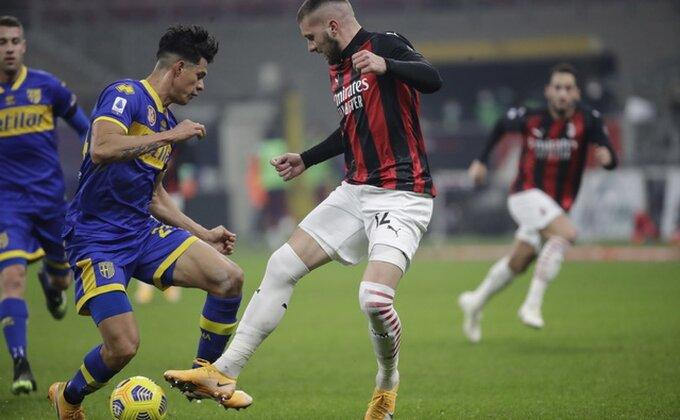 Milan jedva izbegao prvi poraz!