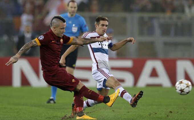 Roma prošla kao Brazil!