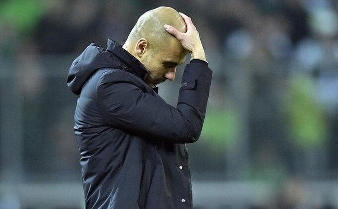 Glavobolja za Gvardiolu, povredio se još jedan fudbaler