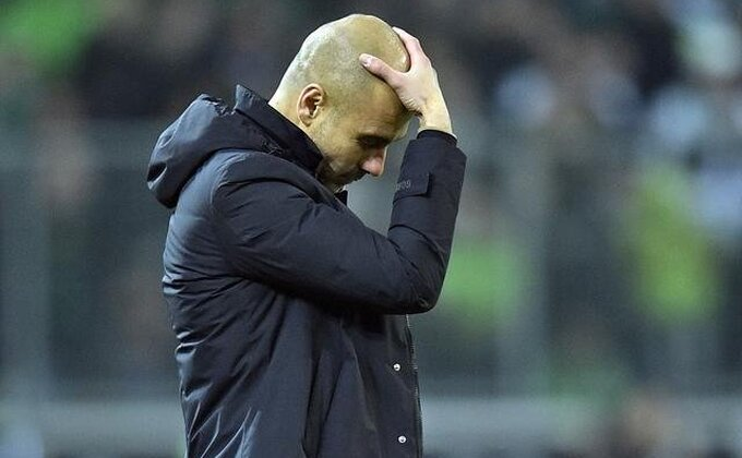 """Gvardiola: """"Zadovoljan sam golmanima"""""""