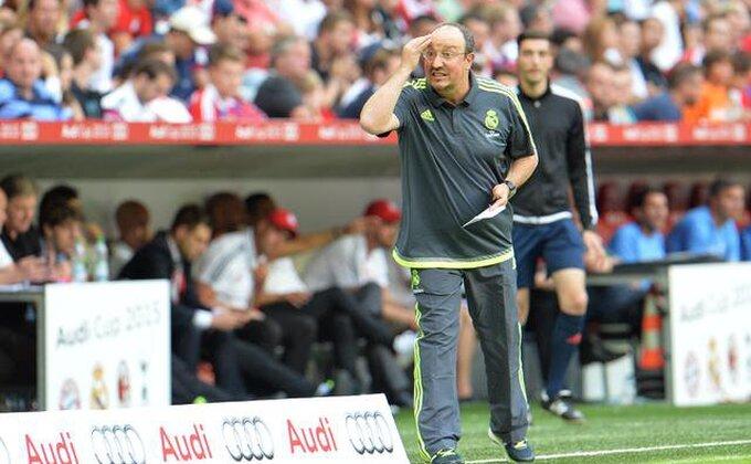 Rafa Benitez: Šta bi bilo da je Realov poziv stigao samo sat vremena kasnije?