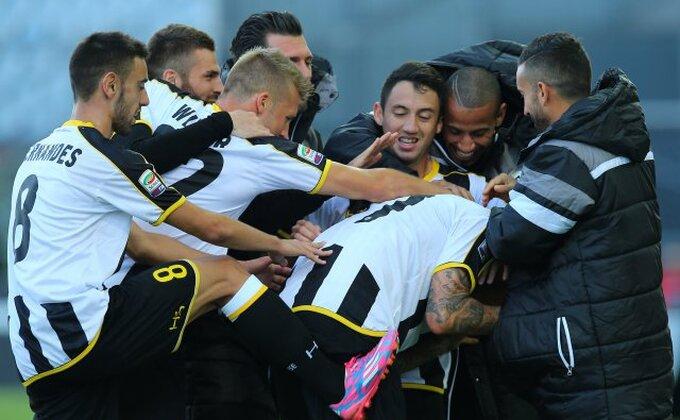 Kup - Udineze na produžetke do 1/8 finala