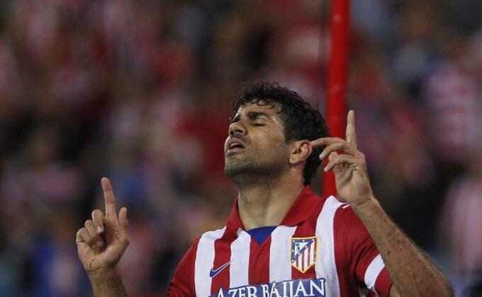 Kad Dijego Košta da gol, Atletiko pobeđuje!
