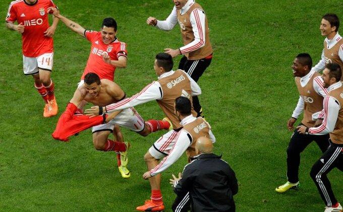 Benfika je šampion Portugala!