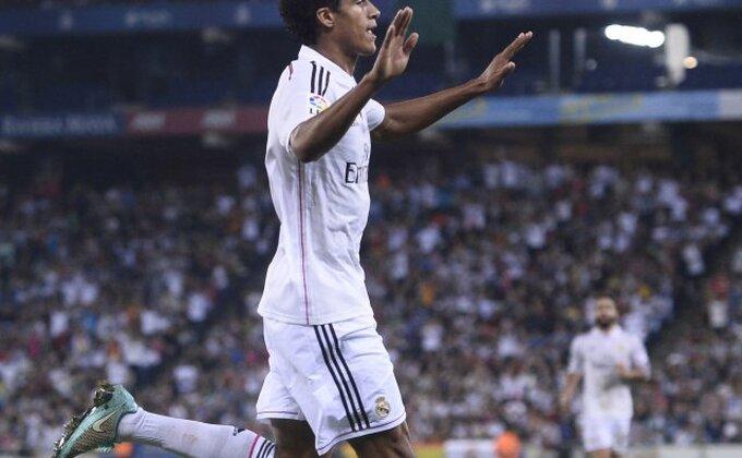 Ovako je Varan spasio Real Madrid u prvom poluvremenu