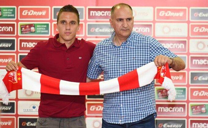 """Jovičić se predstavio: """"Titula da se vrati tamo gde joj je mesto"""""""