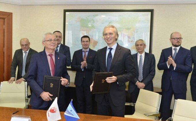Zvezda i Zenit ozvaničili saradnju!