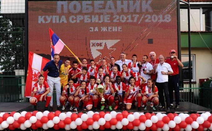 Kakav dan za Zvezdu, novi trofej!