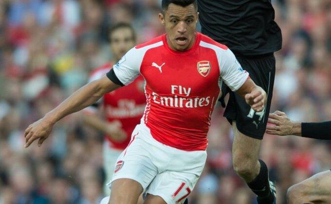 Sančez je odabrao Arsenal iako je Liverpul nudio više!