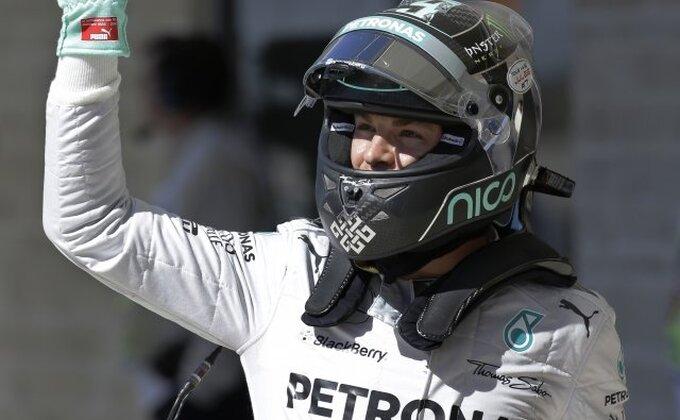 F1 - Mercedes još jednom na vrhu, Rozbergu pol pozicija!