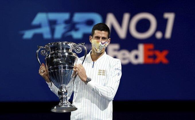 Niko kao Novak u Londonu, sam je na vrhu!