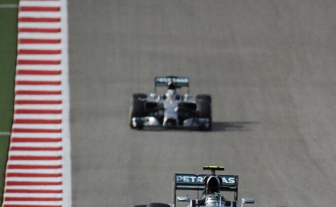 F1 - Može li Rozberg da ''otme'' titulu Hamiltonu?