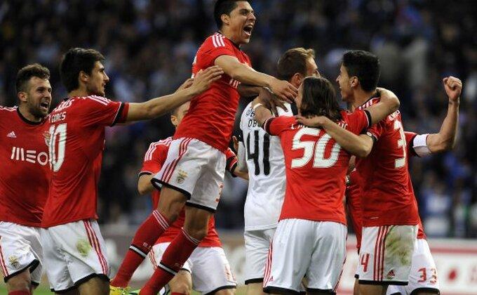 Benfika i lisabonski Srbi slave drugi ovosezonski trofej!