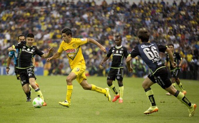 Simeone prelomio - Meksikanac stiže u Atletiko!