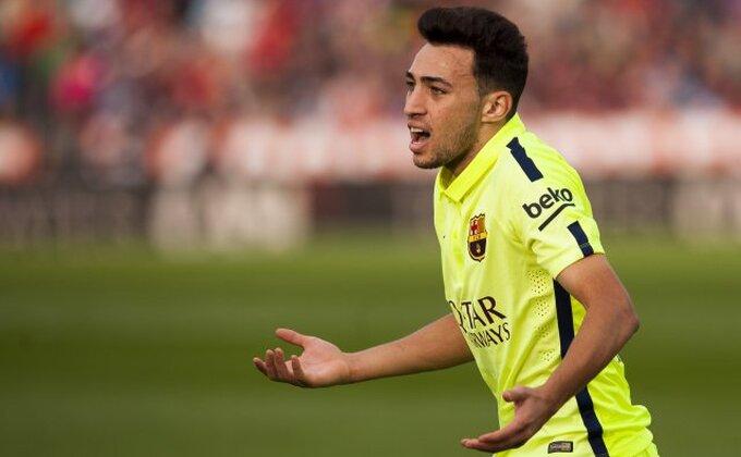 Munir El Hadadi zatražio reprezentativni transfer