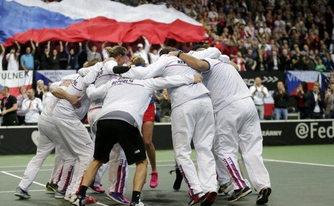 Fed Kup - Čehinjama treći trofej u poslednje četiri godine!