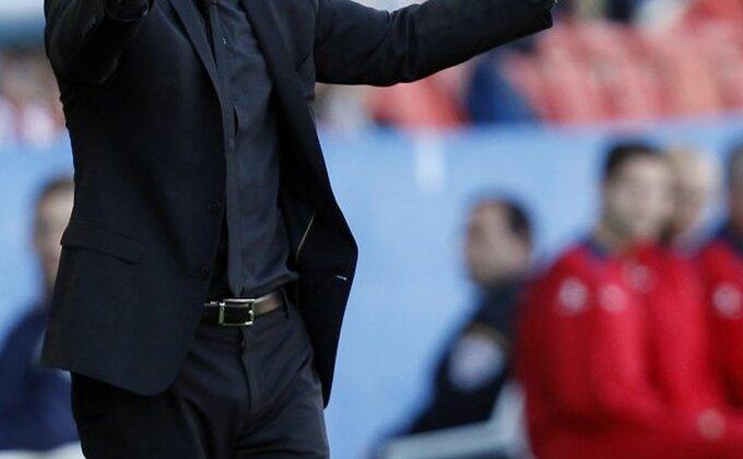 Simeone: ''Poraz u pravi čas!''