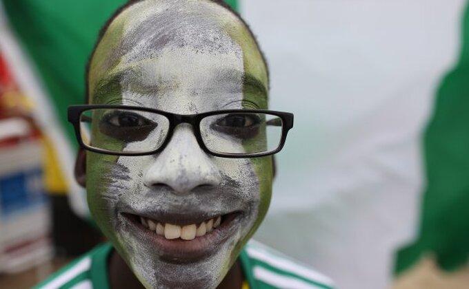 Nigerijac odigrao pas za medalju!