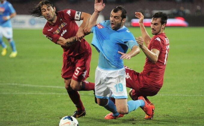 Napoli u kvalifikacijama za LŠ