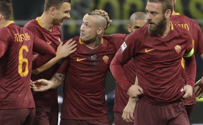 Roma desetkovana u Barseloni?