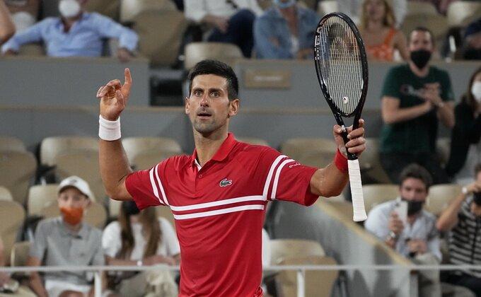 Kad je najteže - Novak!  Rafa se oprostio od titule!