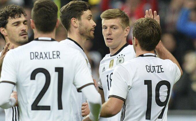 """Nemci """"rasturili"""" Italijane, Portugalci bolji od Belgije"""